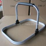 Aluminiumlegierung-faltbarer Rahmen-geeigneter Einkaufskorb und Picknick-Korb-Rahmen