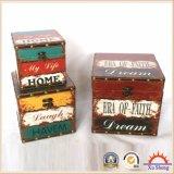 현재를 위한 저장을%s 골동 가구 장식적인 상자 그리고 선물 상자
