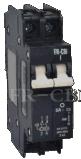 QAアフリカの小型回路ブレーカ(cbiのタイプ) 2p