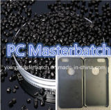 高品質の注入のためのプラスチック白いカーボンブラックカラーMasterbatch