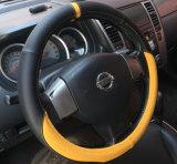 De Dekking van het Stuurwiel van de Auto van pvc van Pu