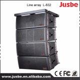12 línea audio arsenal del altavoz del sonido de la manera de la pulgada 3 del sistema al aire libre profesional del PA