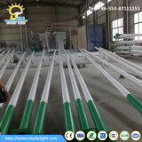 fabbricazione solare della Cina dell'indicatore luminoso della strada di 50W LED