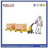 Alimentador eléctrico de la remolque de la capacidad de carga mini 500kg para la venta