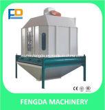 Fd refrigerador da pelota da alimentação de 5 T/H para a máquina de processamento da alimentação animal (SKLN2.5)