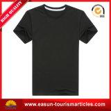 安いカスタムTシャツの印刷の拡張TシャツのブランクボディはTシャツを設計する