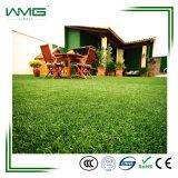U Forme herbe artificielle pour l'aménagement paysager