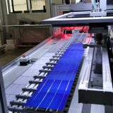 El panel solar semi flexible de energía solar 100W del panel