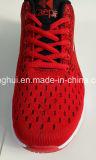 De vlieg breit de Materiële LichtgewichtSchoenen van de Sporten van het Schoeisel van de Loopschoenen van de Schoenen van de Sport