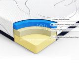 El fabricante de colchón de la esponja el dormir con respirable refresca la cubierta