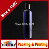 8 унции пустые пластиковые бутылки со сдавливаемой трубой с верхней части диска с поворотных фар