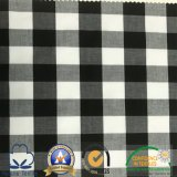 Embolsar teñido polivinílico del hilo de algodón y alineación de la tela para la ropa