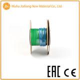 Cable térmico eléctrico de la sola en-Losa del conductor 230V dentro