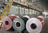 강철 Coils/PPGI 코일 건축재료가 PPGI/Prepainted에 의하여 직류 전기를 통했다