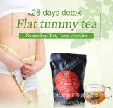 Dimagramento del tè verde del Tummy piano senza effetto secondario
