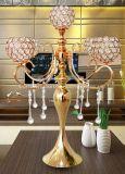 Galvanoplastia y Crystal Holer velas, Candelabros