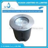 9W 스테인리스 IP68 LED 수중 수영풀 빛