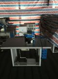 Ds 702A 단화를 위한 자동적인 열 시멘트를 바른 & 안창 의무 기계