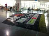 フルカラーの印刷ポリエステルファブリック旗(SS-FB5)