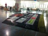 Drapeau polychrome de tissu de polyester d'impression (SS-FB5)