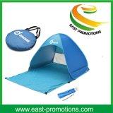 Le polyester simple sautent vers le haut la tente de plage