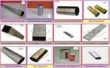 304, tubo scanalato dell'acciaio inossidabile 316 per vetro