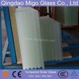 3.2mm hanno temperato i comitati di vetro solari con i formati su ordinazione