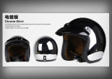 ABS открыть перед лицом шлем детали для мотоциклов с маркировкой CE сертифицирована.
