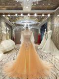 Новые платья венчания замужества прибытия 2017 Multi-Color арабские