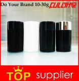 Garrafa de fibra de cabelo completa de OEM de amostra grátis