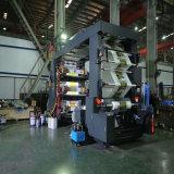 Impresora flexográfica no tejida económica de la tela de la alta calidad