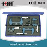 0-3 '' x0.0001 '' 3PCS außerhalb des Mikrometer-Sets