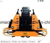 Giro idraulico sul Trowel di potere per la promozione Gyp-96h