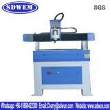 Router di alluminio di taglio dell'incisione del legno di CNC della tabella 6090 della T-Scanalatura