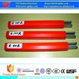 125A isolierte galvanisiertes Stahlleiter-Hauptleitungsträger-System