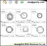 최고 질에 있는 주조 알루미늄 기계설비 또는 알루미늄 관 모양 방열기