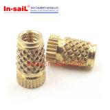 Noix moletée extérieure de garniture intérieure de diamant pour le matériau thermoplastique