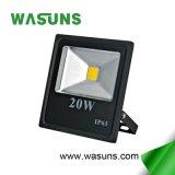 Venta caliente COB LED 20W Farol exterior