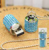 Novità reale del USB di Memoria di capienza del bastone dei monili dell'azionamento dell'istantaneo del USB