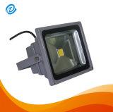 Indicatore luminoso di inondazione della PANNOCCHIA LED di IP65 50W RGB con il sensore