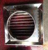 304のステンレス鋼のエア・ベントシャッターおよびルーバー(BHS-W04)