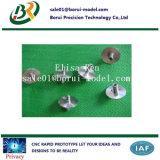 Kundenspezifische CNC-maschinell bearbeitende Aluminiumersatzteile