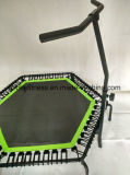 Professionele Commerciële die Trampoline Springless voor Gymnastiek- het Springen Club wordt gebruikt