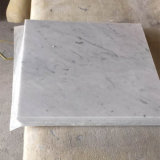 Hohe Quanlity Marmorwand weiße Carrera Fliese