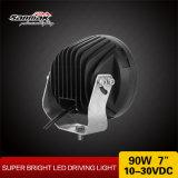 Nuevo diseño de las manchas 90W Luces de trabajo Beam LED