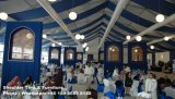 メッカ巡礼の祝祭のための15mのメッカ巡礼のテント、販売のためのRamadanのテント