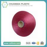 Filé 100% du filé FDY de polypropylène de Fin-Dénégateur en Chine
