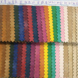 Venda quente couro sintético artificial gravado do teste padrão para sapatas, sacos, mobília, decoração (HS-Y53)