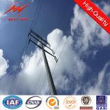 110kv分布ラインのための電流を通された鋼鉄電気ポーランド人