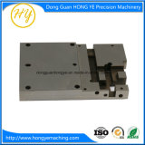 Kundenspezifische Präzisions-maschinell bearbeitenteil CNC-Prägeteil CNC-drehenteile